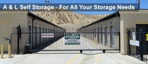 Photo of A&L Self Storage