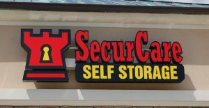 Photo of SecurCare Self Storage - Bryan - Baker Ave