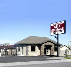 Photo of Burden Park Self Storage