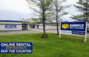 Photo of Simply Self Storage - 6901 Hawthorn Park Drive - Indianapolis