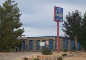 Photo of Allstar Storage - St. George - 896 Westridge Dr