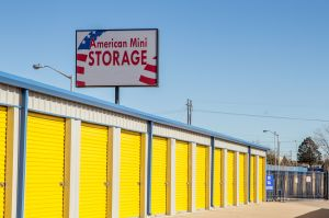 Photo of American Mini Storage - Colorado Springs - 3150 Boychuk Ave