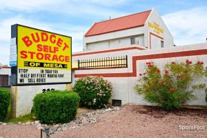 Photo of Budget Self Storage of Mesa