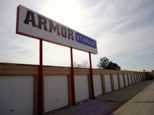 Photo of Armor Storage - Ralston
