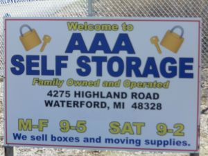 Photo Of AAA Mini Storage   Waterford Township   4275 Highland Road