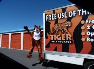 Photo of Tiger Self Storage - SACRAMENTO - 9609 OATES DRIVE