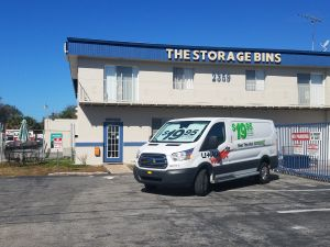The Storage Bins
