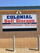Photo of Colonial Self Storage - Lubbock - 4602 Englewood Avenue