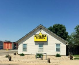 Photo of Amarillo Storage Station