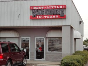 Photo of The Best Little Warehouse In Texas - Weslaco Office/Warehouse