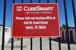 Photo of CubeSmart Self Storage - Hutto - 110 South Fm 1660