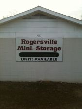 Photo of Rogersville Mini Storage