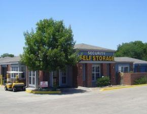 Photo Of Security Self Storage North Lamar