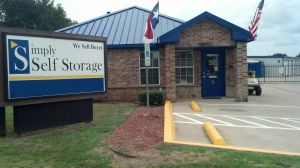 Photo of Simply Self Storage - Arlington, TX - Cooper St