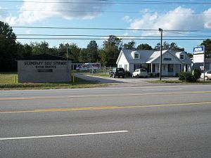 Photo of Economy Self Storage - Augusta - 3661 Peach Orchard Road
