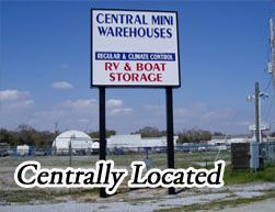 Photo of Central Mini Warehouses