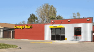 Photo of StorageMart - Merle Hay Rd, north of I-80