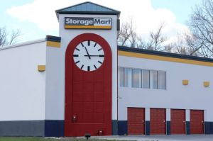 Photo of StorageMart - Intersection of Northwest Blvd & Pine St