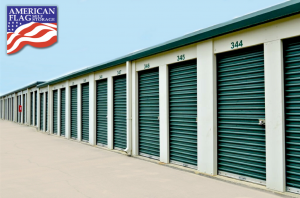 Photo of American Flag Self Storage - Raeford Road