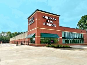 Photo of American Flag Self Storage - Guilford College Road