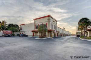 Photo of CubeSmart Self Storage - Lake Worth - 1519 N Dixie Hwy