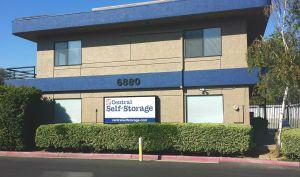 Central Self Storage - Santa Teresa