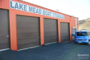 Photo of Lake Mead Boat Storage