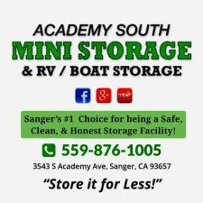 Photo of Academy South Mini Storage