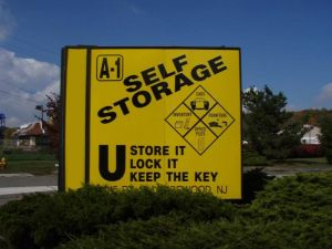 Photo Of A 1 Self Storage Systems
