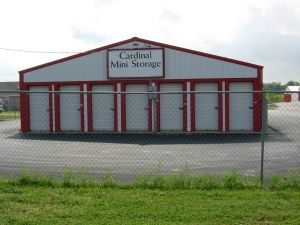 Photo of Cardinal Mini Storage - Webb City - 1038 North Madison Street