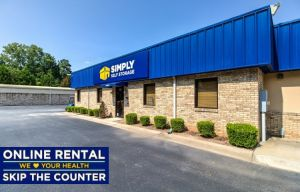 Photo of Simply Self Storage - 6121 Spout Springs Road - Flowery Branch
