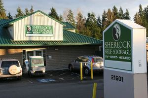 Photo of Sherlock Self Storage - Woodinville