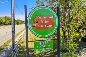 Photo of Personal Mini Storage - Gainesville