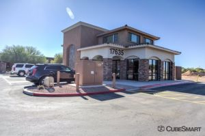Photo of CubeSmart Self Storage - Queen Creek - 17635 East Riggs Rd