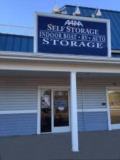 AAAA Self Storage & Moving - Williamsburg - 7521 Richmond Road