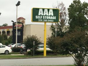 Photo of AAA Self Storage - Greensboro - W Market St.