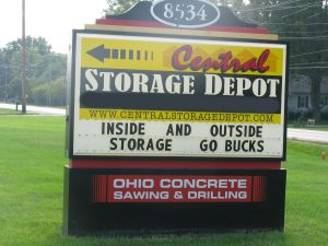 Photo of Central Storage Depot