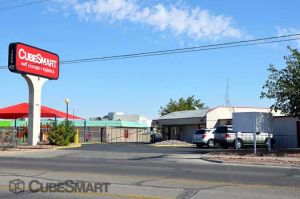 CubeSmart Self Storage - El Paso - 1500 Lomaland Dr