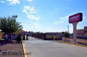 CubeSmart Self Storage - El Paso - 10642 Montana Ave
