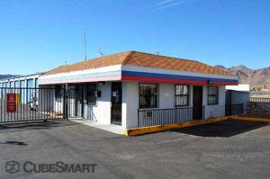 CubeSmart Self Storage - El Paso - 9447 Diana Dr