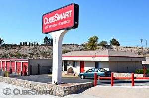 Photo of CubeSmart Self Storage - El Paso - 5201 N Mesa St