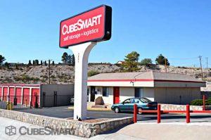 CubeSmart Self Storage - El Paso - 5201 N Mesa St