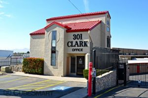 Photo of CubeSmart Self Storage - El Paso - 301 N Clark Drive