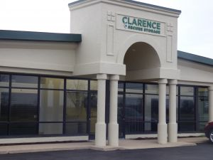 Photo of Clarence Secure Storage