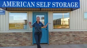 Photo of American Self-Storage - South Hattie Ave.