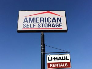 Photo of American Self-Storage - N. Rockwell Ave.