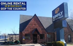 Photo of Simply Self Storage - 8200 North Western Avenue - Oklahoma City