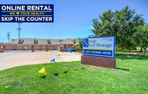 Photo of Simply Self Storage - 2900 NW Grand Boulevard - Nichols Hills