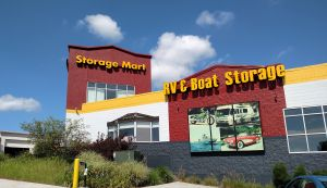 StorageMart - 101st St & Scott Circle
