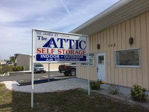 Photo of The Attic Self Storage